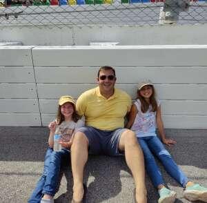 Mike attended Coke Zero Sugar 400 - NASCAR Cup Series at Daytona International Speedway on Aug 28th 2021 via VetTix