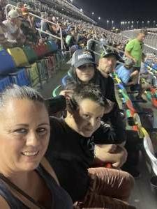 Jeromy  attended Coke Zero Sugar 400 - NASCAR Cup Series at Daytona International Speedway on Aug 28th 2021 via VetTix