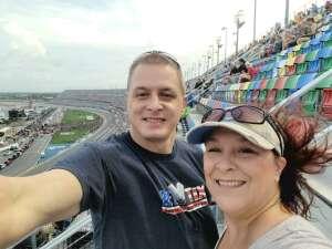 William B.  attended Coke Zero Sugar 400 - NASCAR Cup Series at Daytona International Speedway on Aug 28th 2021 via VetTix