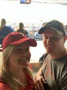 Nicholas attended Philadelphia Phillies vs. Arizona Diamondbacks - MLB on Aug 26th 2021 via VetTix