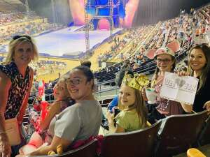 Click To Read More Feedback from Disney on Ice Dream Big