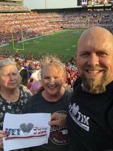 Click To Read More Feedback from University of Oklahoma Sooners vs. Western Carolina University Catamounts - NCAA Football