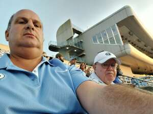 SSG Steven Lynn  attended North Carolina Tar Heels vs. Georgia State Panthers - NCAA Football ** First Responder Appreciation Night ** on Sep 11th 2021 via VetTix