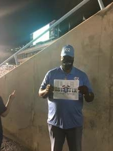 Click To Read More Feedback from North Carolina Tar Heels vs. Georgia State Panthers - NCAA Football ** First Responder Appreciation Night **
