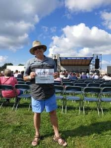 Robert attended Gin Blossoms and Vertical Horizon on Sep 18th 2021 via VetTix