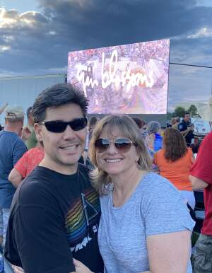 djz attended Gin Blossoms and Vertical Horizon on Sep 18th 2021 via VetTix