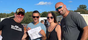 Norm attended Gin Blossoms and Vertical Horizon on Sep 18th 2021 via VetTix
