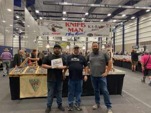 Click To Read More Feedback from Roseville Gun Show