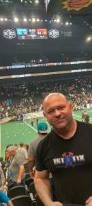 Rob attended Arizona Rattlers vs. Tba - IFL Playoffs Round 1 on Aug 29th 2021 via VetTix