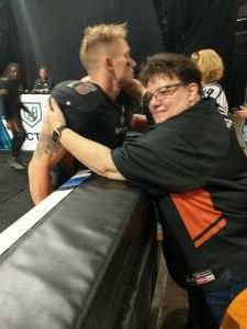 Mark attended Arizona Rattlers vs. Tba - IFL Playoffs Round 1 on Aug 29th 2021 via VetTix