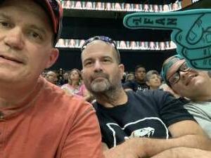 Jason K attended Arizona Rattlers vs. Tba - IFL Playoffs Round 1 on Aug 29th 2021 via VetTix