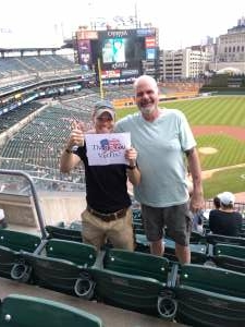 Click To Read More Feedback from Detroit Tigers vs. Oakland Athletics - MLB