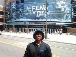Reginald Howard attended Detroit Lions vs. Indianapolis Colts - NFL Preseason on Aug 27th 2021 via VetTix