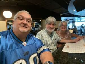 Great Game! attended Detroit Lions vs. Indianapolis Colts - NFL Preseason on Aug 27th 2021 via VetTix