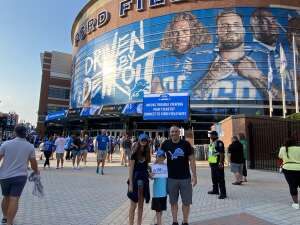Click To Read More Feedback from Detroit Lions vs. Indianapolis Colts - NFL Preseason