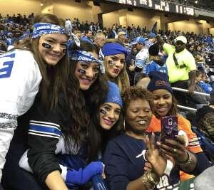 Richard attended Detroit Lions vs. Indianapolis Colts - NFL Preseason on Aug 27th 2021 via VetTix