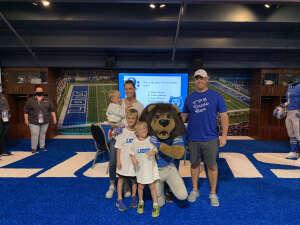 Craig attended Detroit Lions vs. Indianapolis Colts - NFL Preseason on Aug 27th 2021 via VetTix