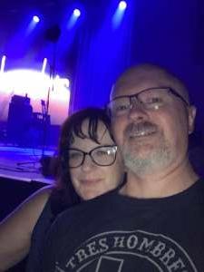 Mac attended Soul Asylum on Sep 3rd 2021 via VetTix