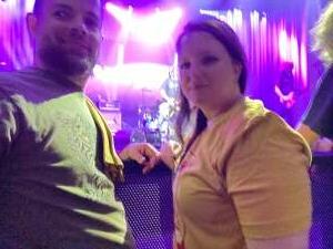 Al and Jenn attended Soul Asylum on Sep 3rd 2021 via VetTix