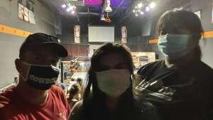 Susan Q attended Future Stars of Wrestling Presents  FUTURE STARS OF WOMEN'S WRESTLING on Aug 22nd 2021 via VetTix