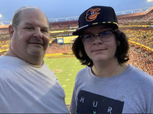 Andy  attended Washington Football Team vs. Baltimore Ravens - NFL on Aug 28th 2021 via VetTix