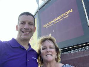 Bob attended Washington Football Team vs. Baltimore Ravens - NFL on Aug 28th 2021 via VetTix