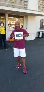 Richard  attended UCLA Bruins vs. LSU - NCAA Football on Sep 4th 2021 via VetTix