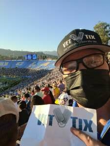 Click To Read More Feedback from UCLA Bruins vs. LSU - NCAA Football