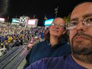 Jason attended UCLA Bruins vs. LSU - NCAA Football on Sep 4th 2021 via VetTix