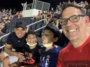Mike M. attended DC United vs. Philadelphia Union - MLS on Aug 28th 2021 via VetTix