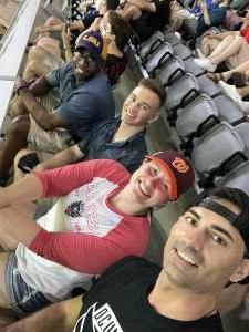 Nicky J attended DC United vs. Philadelphia Union - MLS on Aug 28th 2021 via VetTix