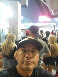 Ssg Ninaq attended DC United vs. Philadelphia Union - MLS on Aug 28th 2021 via VetTix