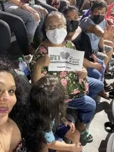 Yoko attended DC United vs. Philadelphia Union - MLS on Aug 28th 2021 via VetTix