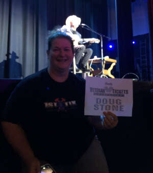 Click To Read More Feedback from Doug Stone Acoustic Concert