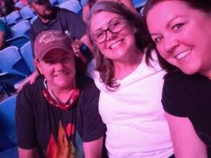 Katherine Slater attended Brooks & Dunn Reboot 2021 Tour on Sep 3rd 2021 via VetTix