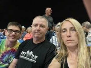 D Long attended Brooks & Dunn Reboot 2021 Tour on Sep 3rd 2021 via VetTix