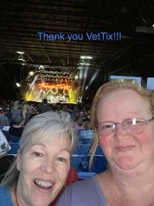 Ricki Costa attended Brooks & Dunn Reboot 2021 Tour on Sep 3rd 2021 via VetTix