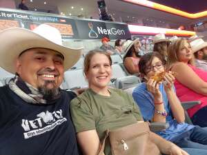 Click To Read More Feedback from PBR Tractor Supply Co. Iron Cowboy Presented by Ariat