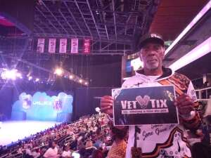 Mike D attended Disney on Ice Presents Mickey's Search Party on Sep 23rd 2021 via VetTix