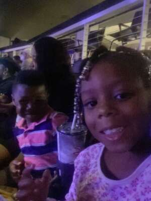Terrye Mack attended Disney on Ice Presents Mickey's Search Party on Sep 23rd 2021 via VetTix
