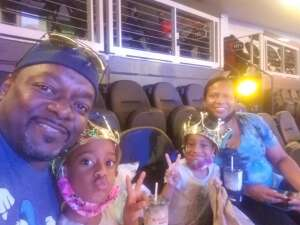 Poppa attended Disney on Ice Presents Mickey's Search Party on Sep 23rd 2021 via VetTix