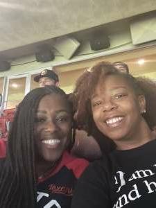 Monica S. attended Houston Texans vs. Tampa Bay Buccaneers - NFL on Aug 28th 2021 via VetTix