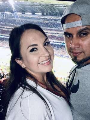 Tony  attended Houston Texans vs. Tampa Bay Buccaneers - NFL on Aug 28th 2021 via VetTix