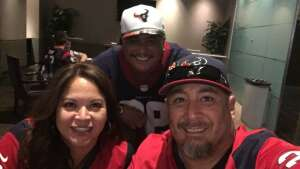 benny attended Houston Texans vs. Tampa Bay Buccaneers - NFL on Aug 28th 2021 via VetTix