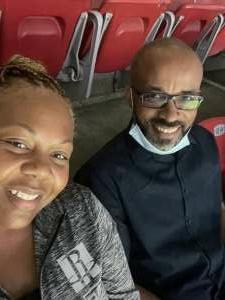 Seretha Ali attended Houston Texans vs. Tampa Bay Buccaneers - NFL on Aug 28th 2021 via VetTix