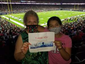 Click To Read More Feedback from Houston Texans vs. Tampa Bay Buccaneers - NFL