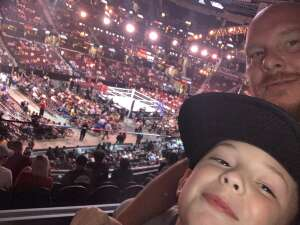 Don  attended Jake Paul vs. Tyron Woodley - Boxing Event on Aug 29th 2021 via VetTix