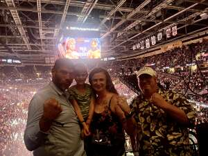 Jerry attended Jake Paul vs. Tyron Woodley - Boxing Event on Aug 29th 2021 via VetTix