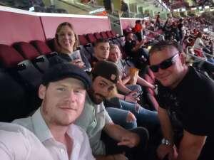 LB attended Jake Paul vs. Tyron Woodley - Boxing Event on Aug 29th 2021 via VetTix