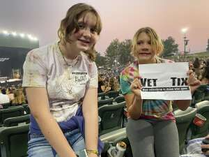 Bill attended Jonas Brothers: the Remember This Tour on Aug 28th 2021 via VetTix